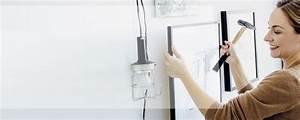 Wandbilder Richtig Aufhängen : richtig bilder aufh ngen mit coop bau hobby ~ Indierocktalk.com Haus und Dekorationen