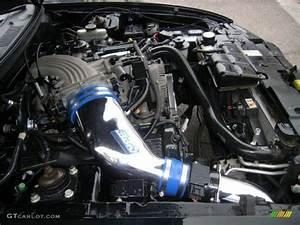 2001 Ford Mustang Bullitt Coupe 4 6 Liter Sohc 16
