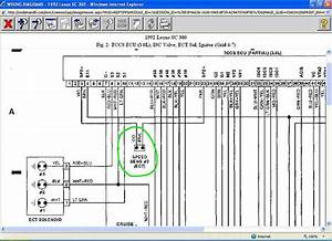 Sc 300 And 400 Wiring Diagrams - Clublexus