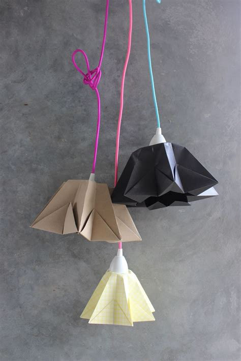 diy origami sternenhaengerlampe handmade kultur