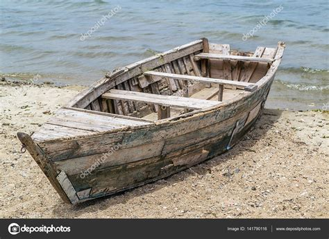 Old Wooden Boat Video by Old Wooden Boat Stock Photo 169 Viktormicevski 141790116