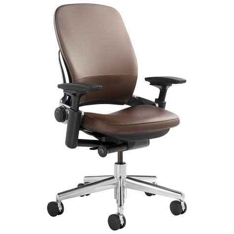 chaise steelcase steelcase leap chair in leather shop steelcase leap chairs