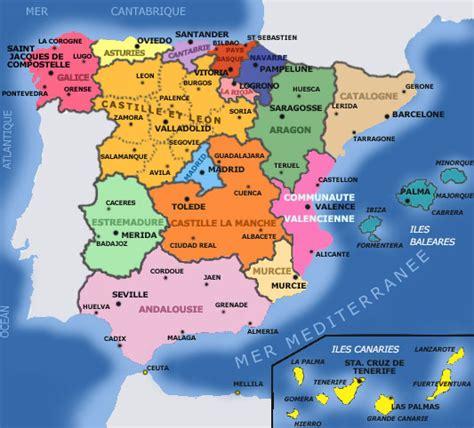 les chambres d bordeaux les régions d espagne bienvenido a espana