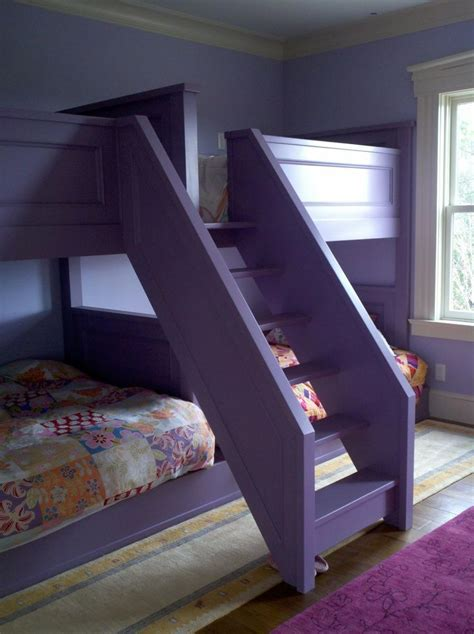 pair  quad bunk beds diy bunk bed bunk bed plans