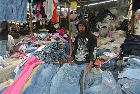 The Second Hand Clothing Trade In Kenya