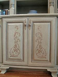 Atlanta cabinet refinishing faux finishes for kitchen for Faux finish bathroom cabinets