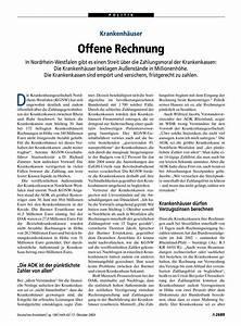 Offene Rechnung : krankenh user offene rechnung ~ Themetempest.com Abrechnung