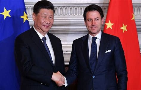 Chinese president xi jinping ignored overtures by the vatican, meeting with state leaders but avoiding pope francis during his visit to rome this week. Italy, China sign new 'Silk Road' protocol - SUCH TV