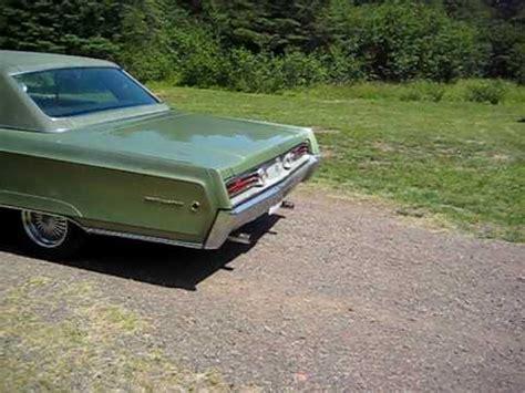 Chrysler 300 Exhaust by 1968 Chrysler 300 440 Exhaust