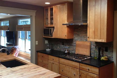 center islands for kitchen kitchen renovation with shaker style kraftmaid cabinets