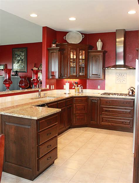rustic cherry kitchen cabinets the cabinets plus rustic cherry kitchen cabinets 4964