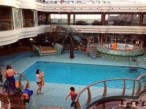 MSC Divina Pools Sun Fun MSC Cruises Review Travel