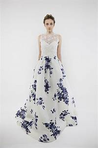 20 floral wedding dresses that will take your breath away With floral wedding dresses