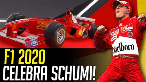 Six years after michael schumacher sustained a brain injury from a skiing accident, the formula 1 world champion's health condition remains cloaked in. Annunciato F1 2020. Celebra Michael Schumacher! - YouTube