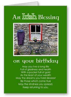 Irish Birthday Meme - 1000 images about birthday cards on pinterest irish birthday blessing birthday cards and st