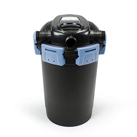 aquascape filters aquascape ultraklean 3500 pressure filter w 28watt uvc