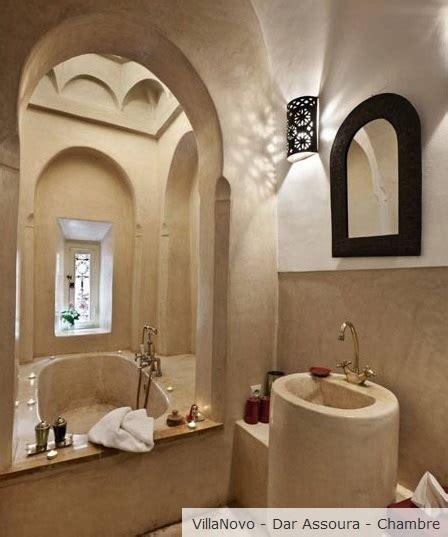 d 233 coration salle de bain style marocain