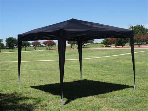 pop up canopy tent 10 x 10 easy pop up canopy tent cs colors