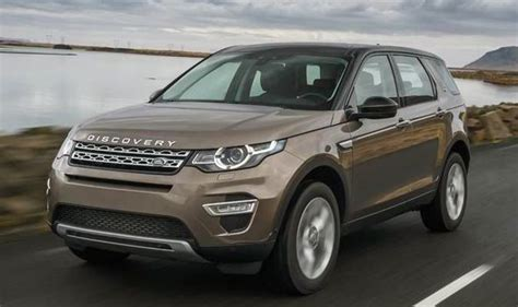 Top Of The Range Land Rover Discovery Review Land Rover Discovery Sport Cars Style