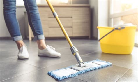 easiest way to mop a floor best way to clean tile floors which will amaze you home and gardens