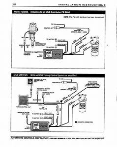 Wiring Diagram Msd 6al2