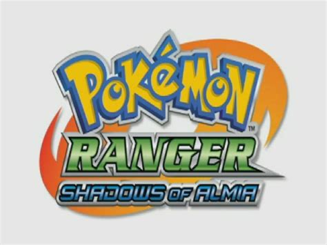 Pokemon Wolken Pokmon Ranger Shadows Of Almia