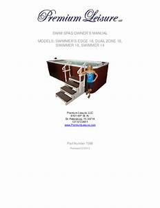 Pdf  Swim Spas Owner U0026 39 S Manual