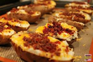 platter mat bacon loaded baked potato skins recipe momspotted