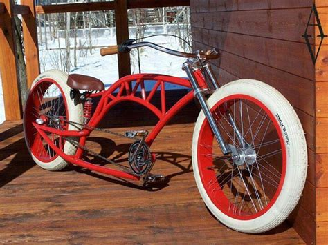 17 Best Images About Lowrider,stretch Bikes On Pinterest
