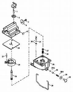 Carburetor 632671  71  143  Diagram  U0026 Parts List For Model