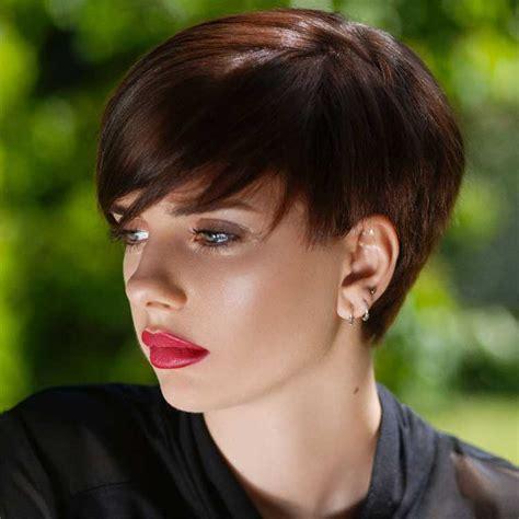 coupes et coiffures cheveux courts de l 39 automne hiver 2016