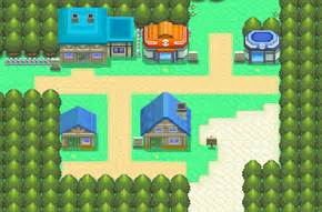 Sandgem town
