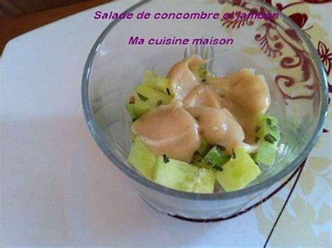 ma cuisine maison les meilleures recettes de salades et concombre 5