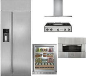ge monogram zgundpss   gas sealed burner style cooktop  stainless steel appliances