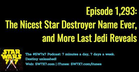 The Nicest Star Destroyer Name Ever, War