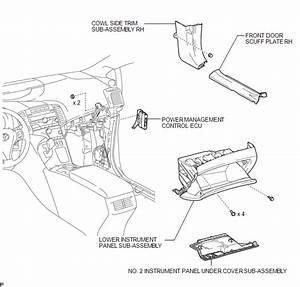 Toyota Venza  Power Management Control Ecu