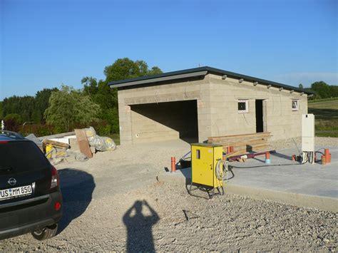 Sandwichdach Garage by Danwood Haus Park 128p Bei Idar Oberstein Garage Ist