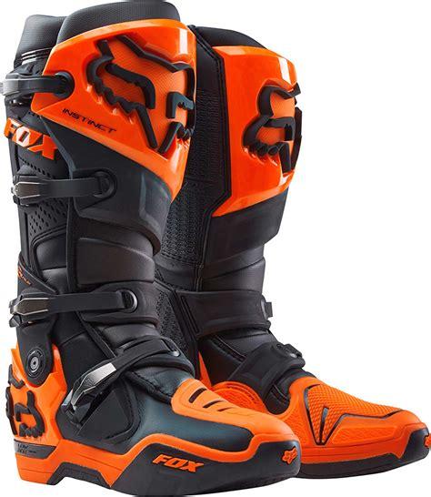 motocross gear ebay 2017 fox racing instinct boots mx atv motocross off road