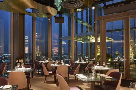 stories sumptuous restaurant   sky