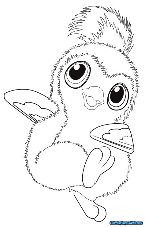 hatchimals colleggtibles coloring pages  printable