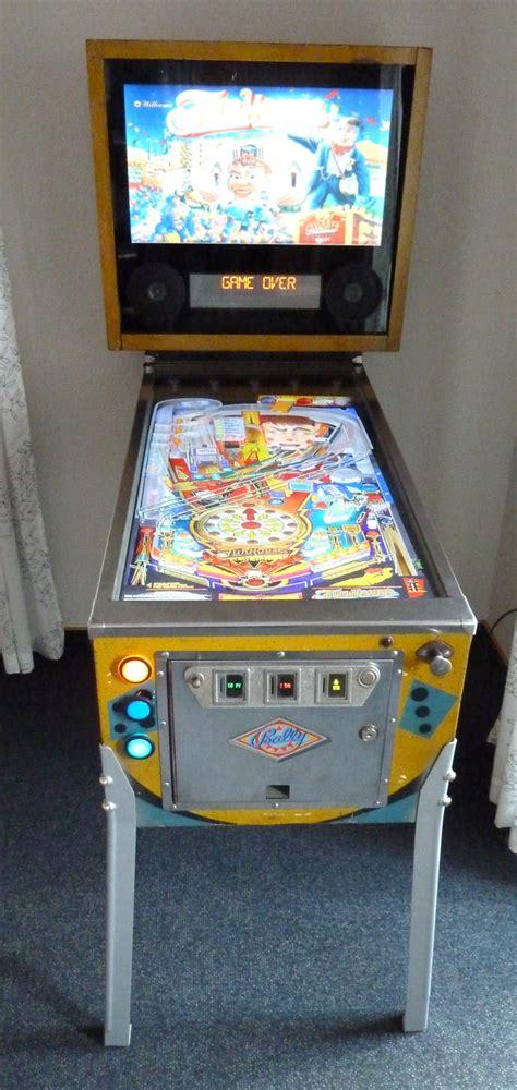pinball cabinet build klomp de pinball vpin build your own