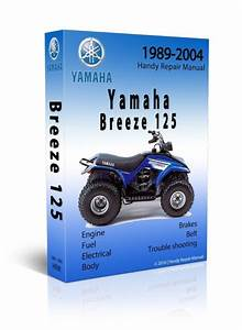 Yamaha Breeze    Grizzly 125 Service Repair Manual