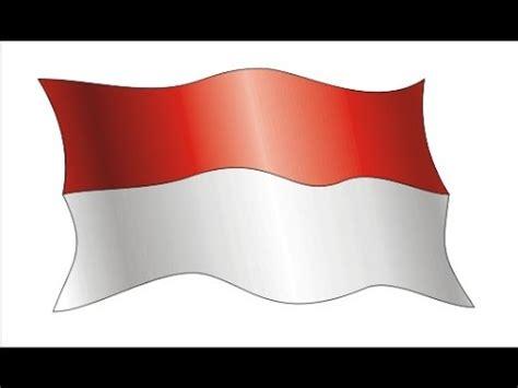 tutorial membuat bendera  coreldraw kelapapariwara