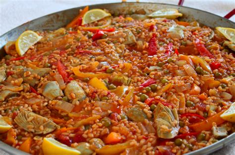 cuisine paella easy paella recipes dishmaps