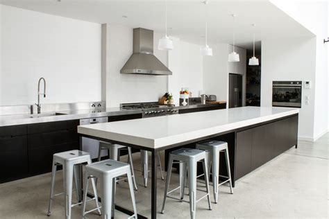 creative kitchen island styles caesarstone blog