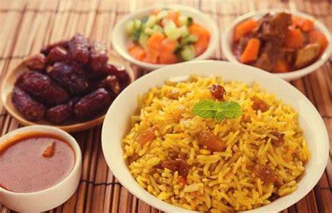 ramadan cuisine musculation et ramadan