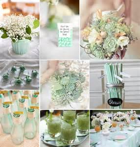 mint green wedding decorations inspiring mint green wedding ideas lianggeyuan123