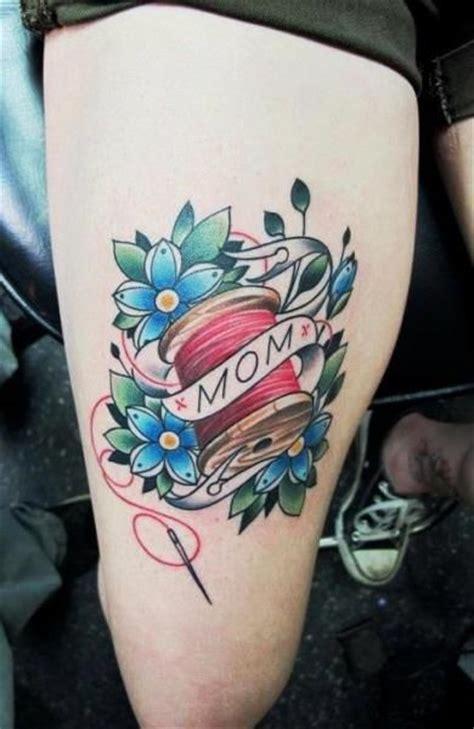 mom tattoos   fill  heart