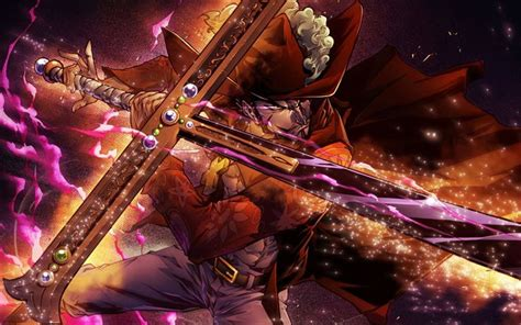wallpapers  dracule mihawk sword juraquille