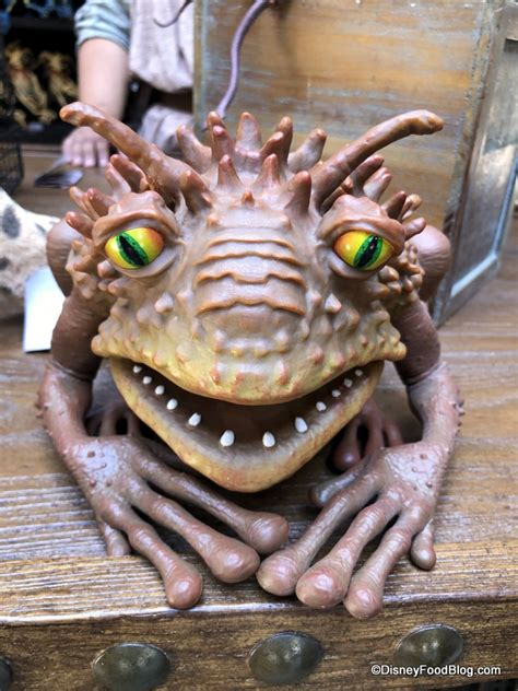 See All the Creatures and Critters at the Creature Stall ...